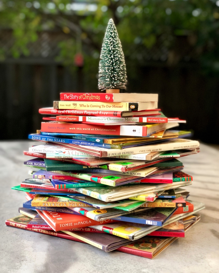Our 25(ish) Favorite Christmas Books