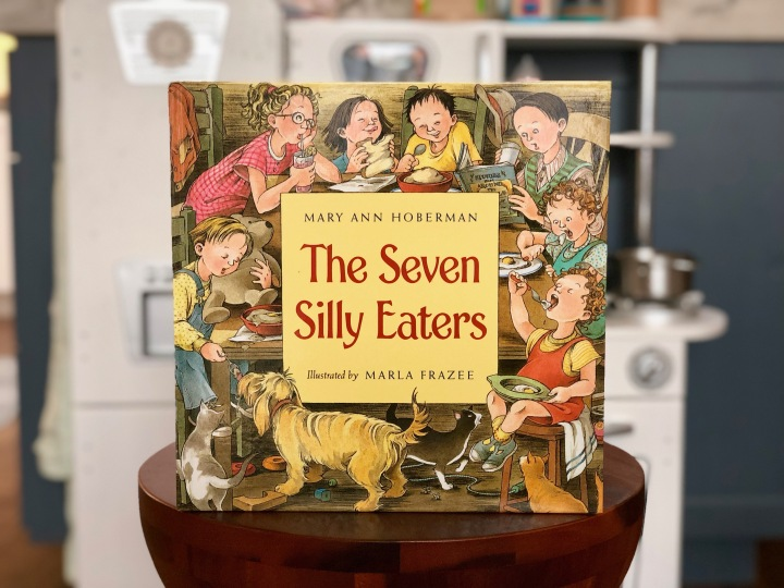 The Seven Silly Eaters by Mary AnnHoberman