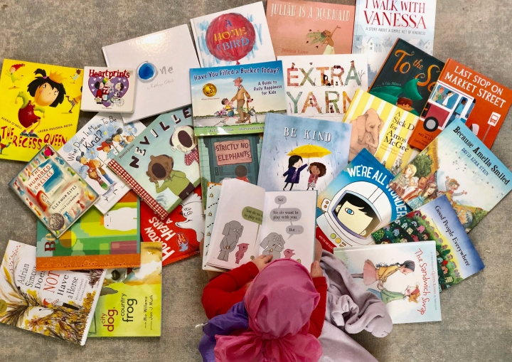 Books for Fostering Kindness and Empathy