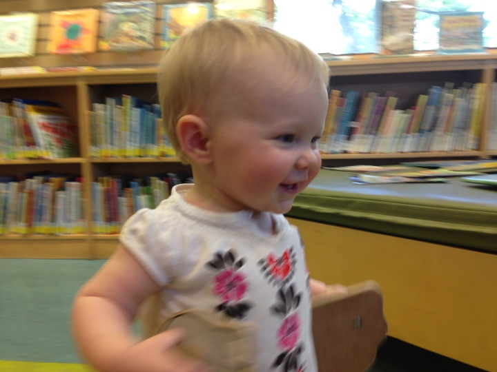 Making Library Visits Fun and Easy with LittleOnes