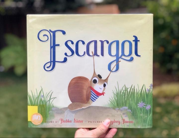Escargot by DashkaSlater