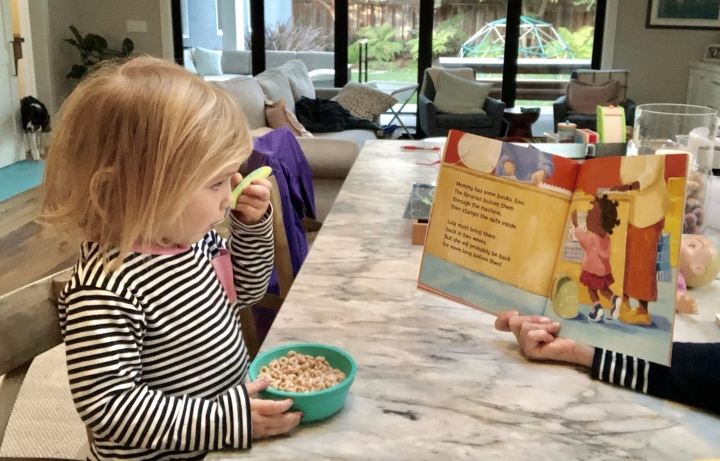 Practical Tips for Making Read-Aloud Time Easier