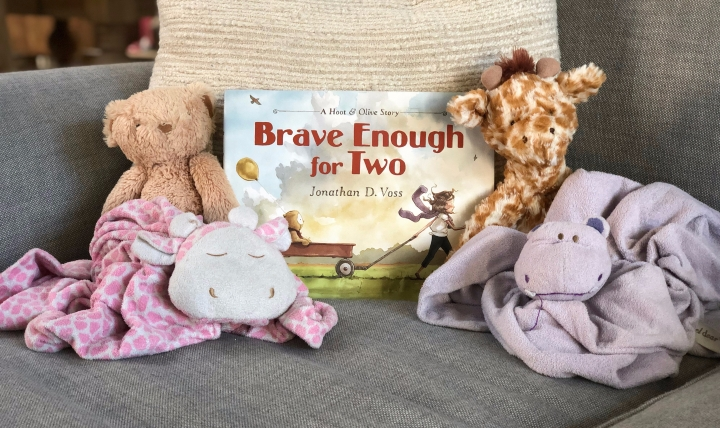 Brave Enough for Two by Jonathan D.Voss