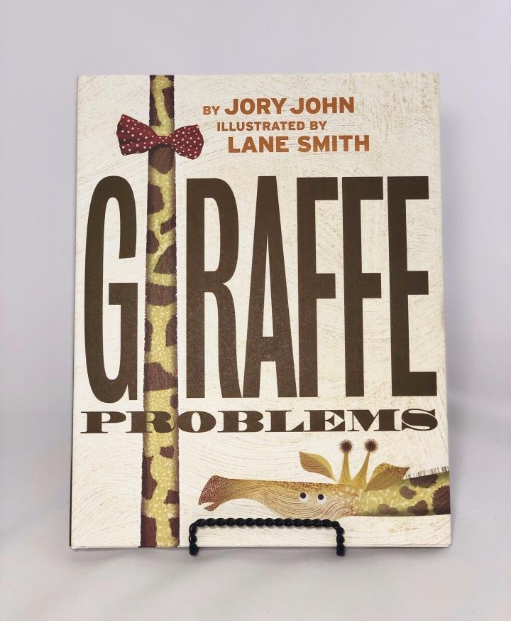 Giraffe Problems by JoryJohn