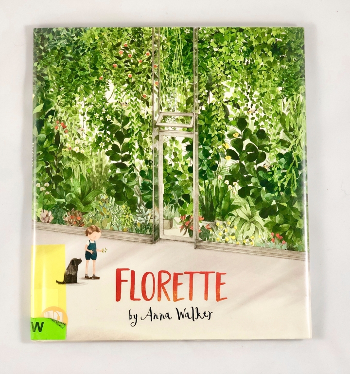 Florette by Anna Walker
