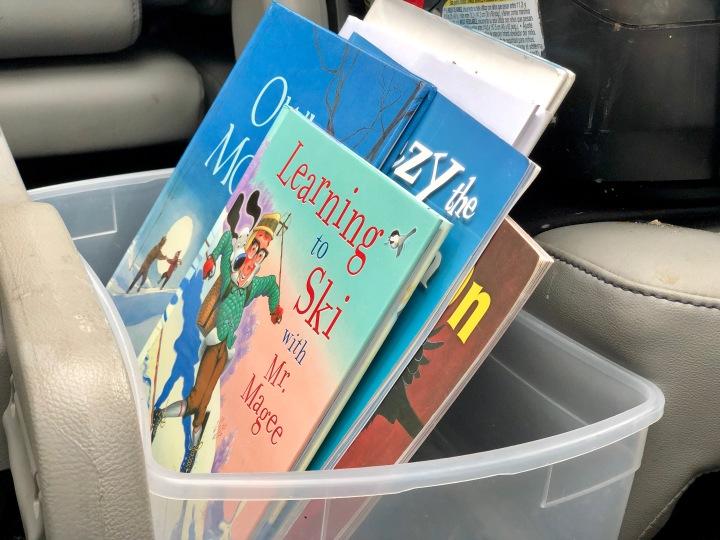 Car Books!