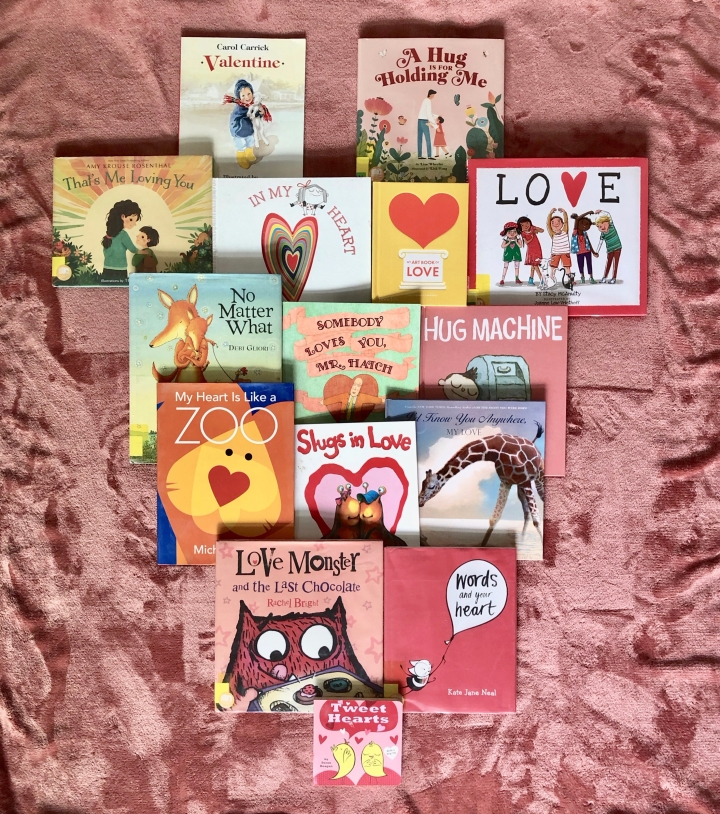 Our Favorite Valentine's Day and Love Books