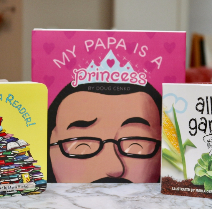 My Papa is a Princess by Doug Cenko