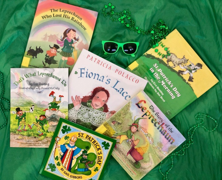 St. Patrick's Day Books 2019