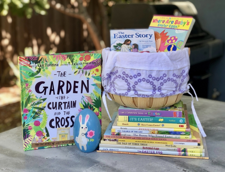Easter Books 2019