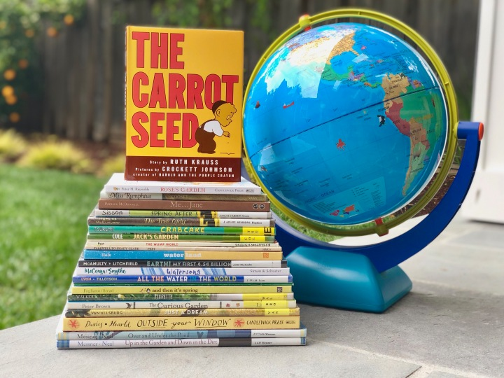 Earth Day Books to Read Year-Round