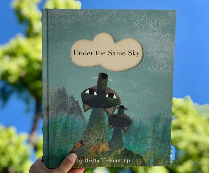 Under the Same Sky by BrittaTeckentrup