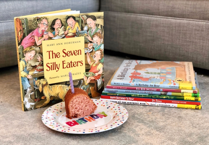 Our Favorite Birthday Books