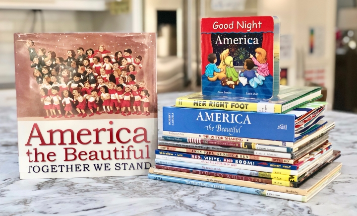 Books for the 4th of July