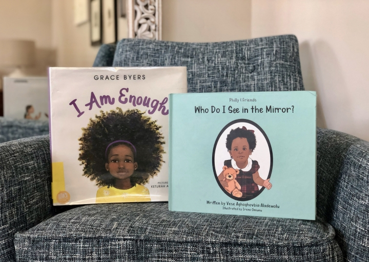 Two Empowering and Diverse Picture Books!