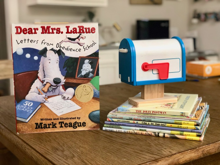 Picture Books to Inspire LetterWriting