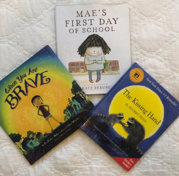 Three Hugely Impactful Books in Our House This Week
