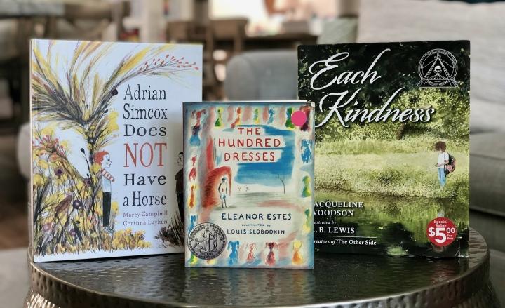 Three Wonderful Books Highlighting Socio-Economic Diversity andKindness