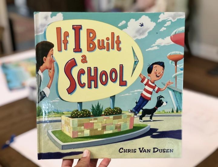 If I Built a School by Chris VanDusen