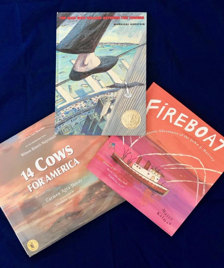 Four Terrific Books for9/11