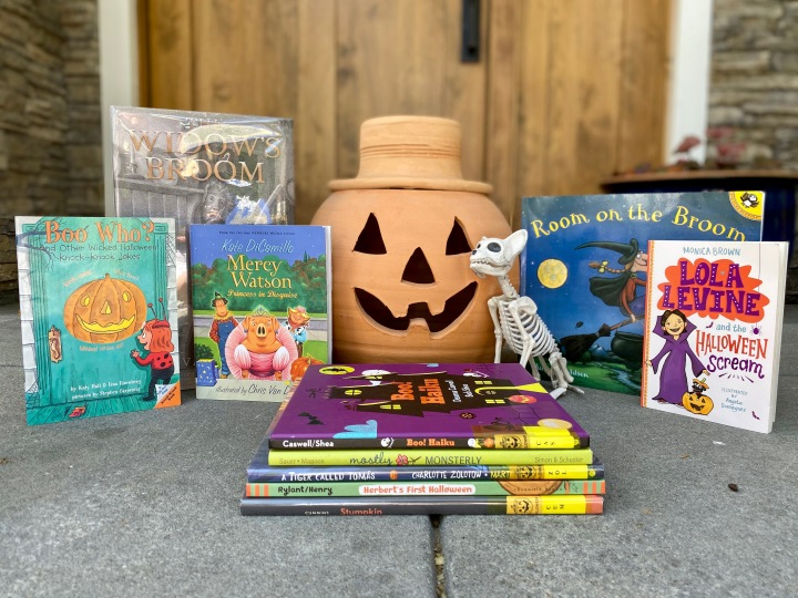 Our Favorite Halloween-y and Halloween Books