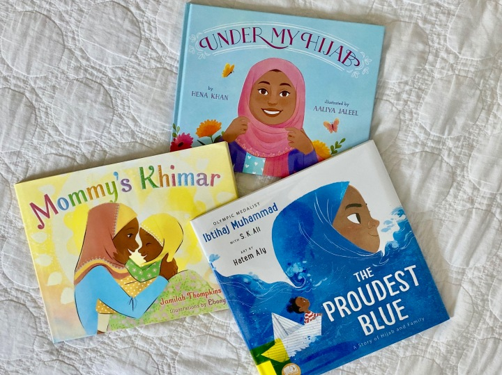 National Diversity Day and Three New Mirrors in Children's Books