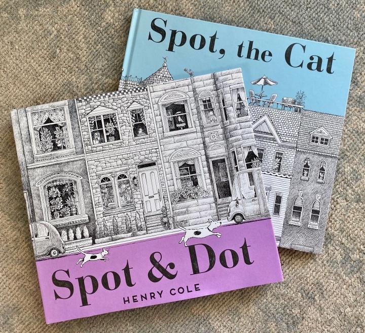 Spot & Dot by HenryCole