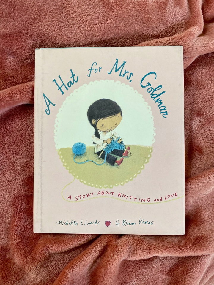 A Hat for Mrs. Goldman by MichelleEdwards