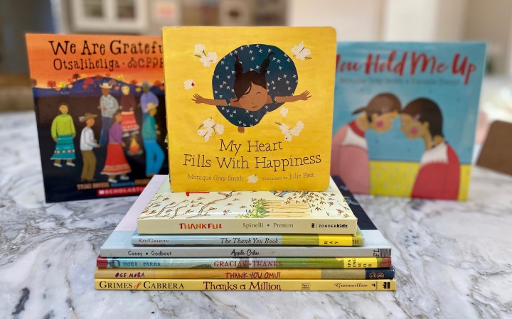 Books to Foster Thankfulness and Gratitude Year-Round