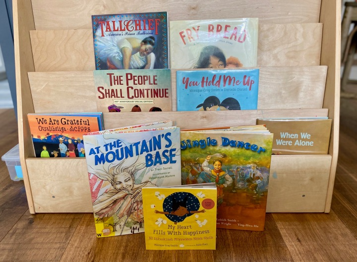Our Book Choices for Native American Heritage Month