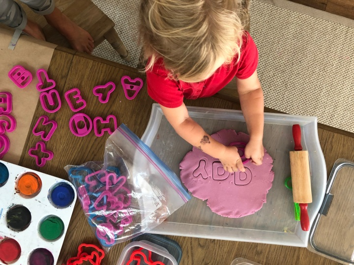 Easy (and Fun) Ways to Build Letter Recognition Skills