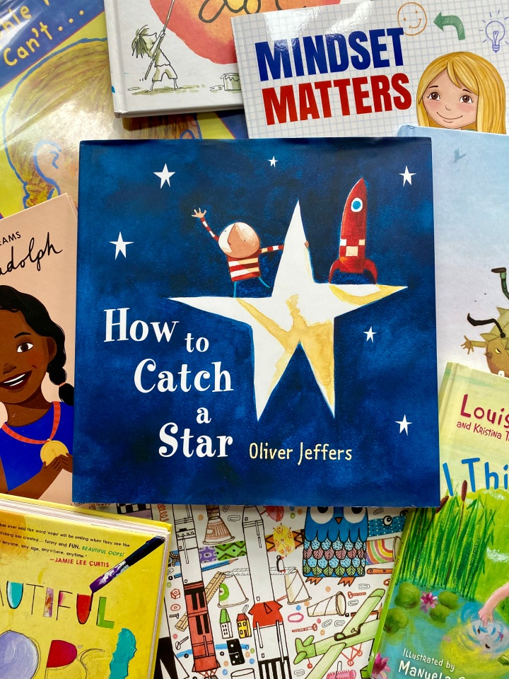 How to Catch a Star by Oliver Jeffers