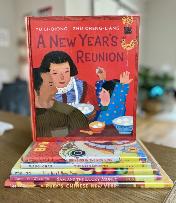 Six Fabulous Chinese New Year Picture Books