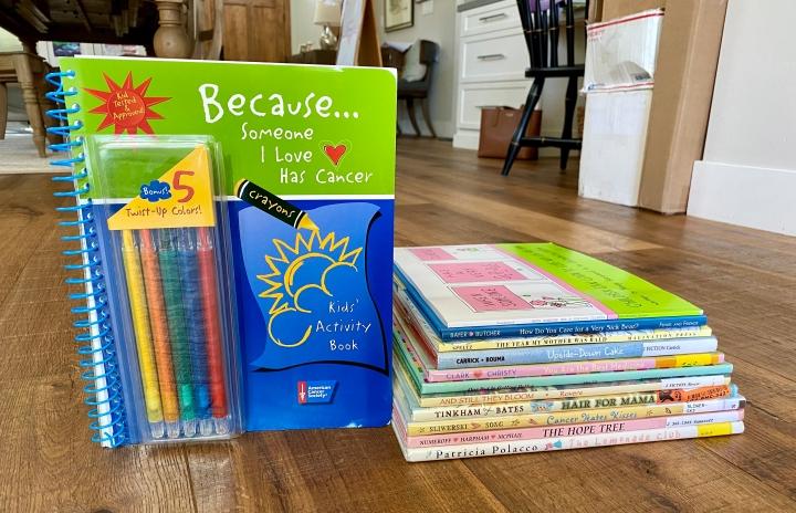 Children's Books AboutCancer