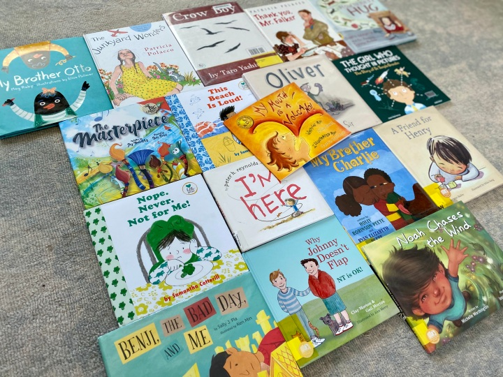 Picture Books Featuring Characters with Neurodiversity and Autism