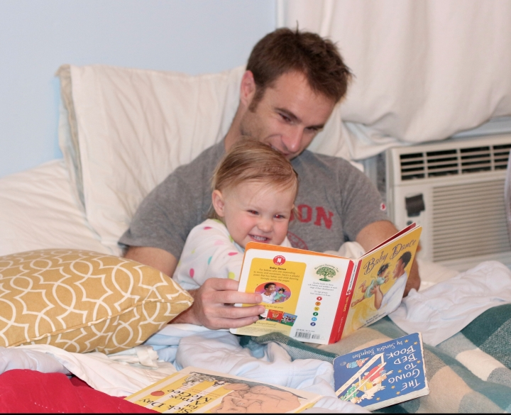 "The Most Important Reading ""Teaching"" You Can Do With Children at Home"
