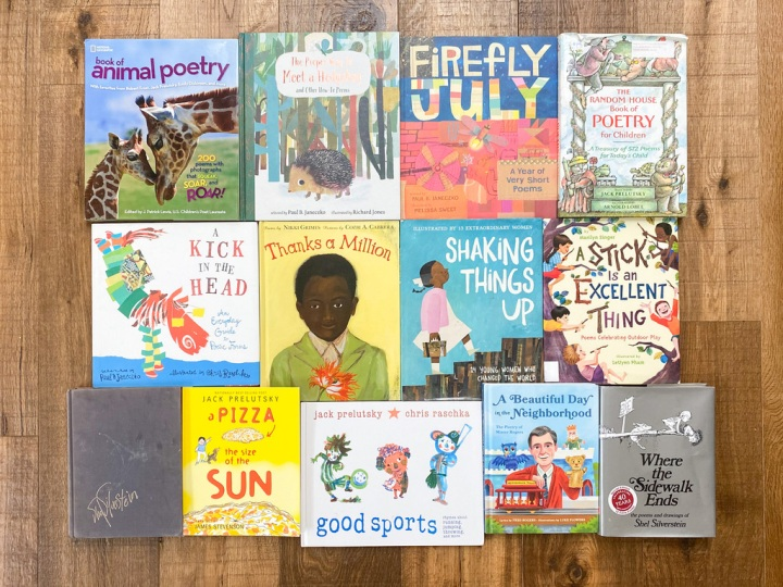 Terrific Poetry Books forChildren