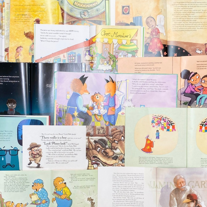 Our Favorite Picture Books AboutHonesty