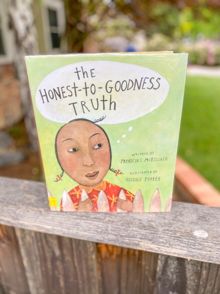The Honest-to-Goodness Truth by Patricia C. McKissack