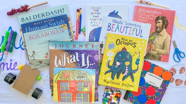 Picture Books to Inspire WildCreativity