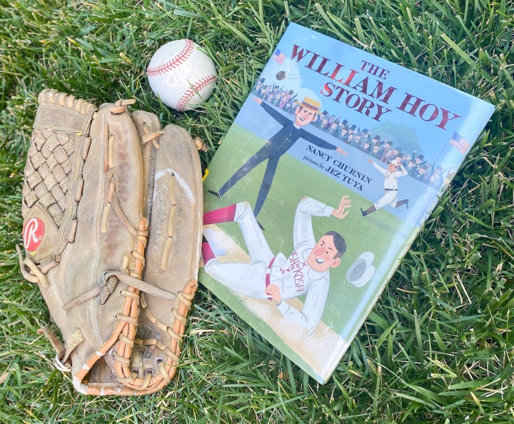 The William Hoy Story (and Our Other Favorite Baseball Books)
