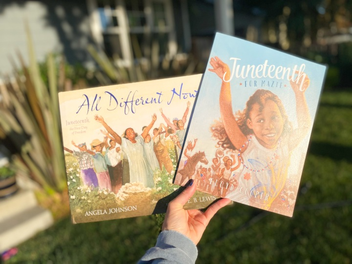 Two Powerful Juneteenth Books