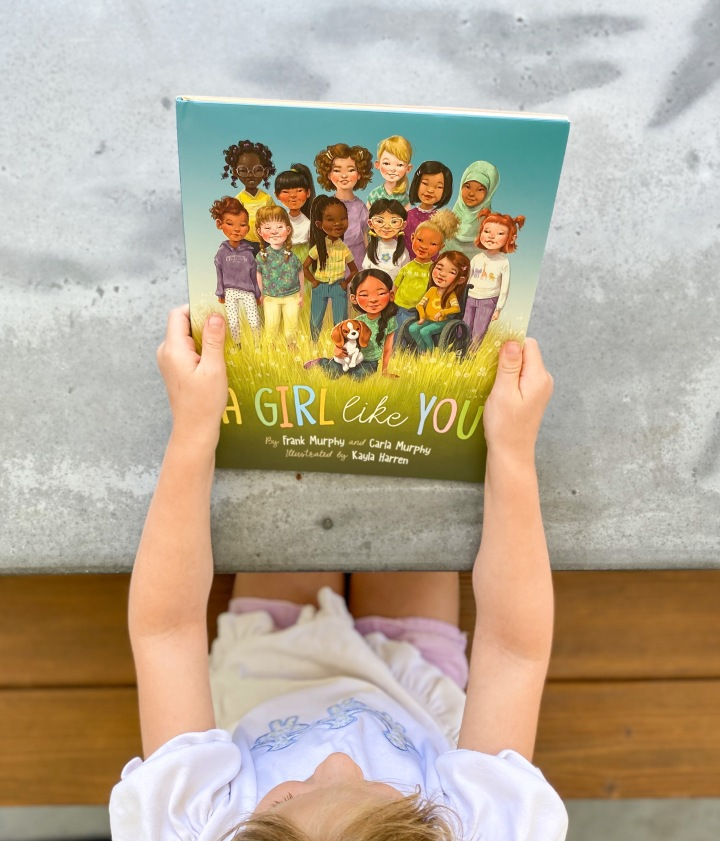 A Girl Like You by Frank and CarlaMurphy