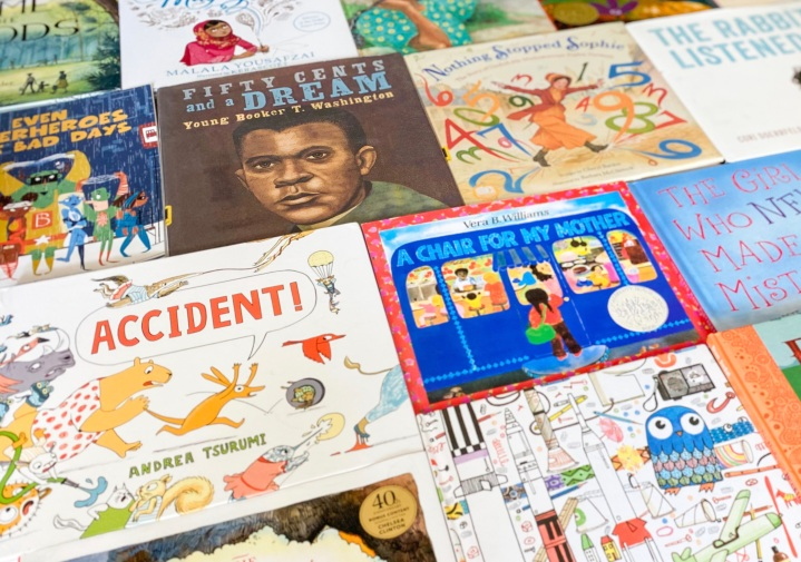 Picture Books to Promote Resilience