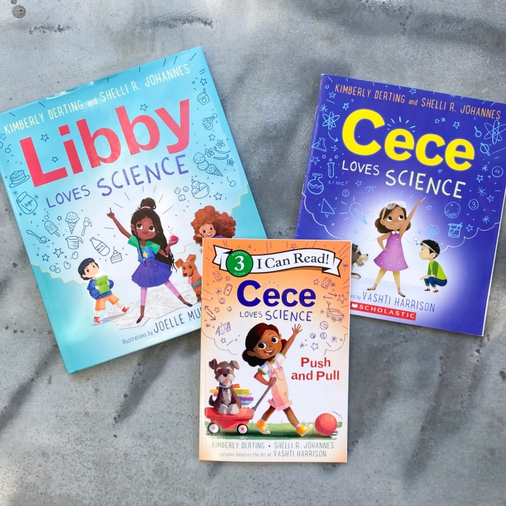 "The ""Loves Science"" Series"