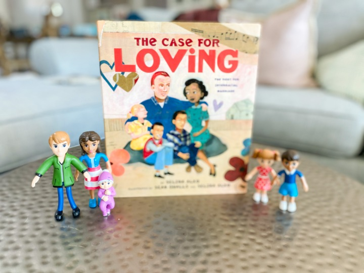 The Case for Loving: The Fight for Interracial Marriage by SelinaAlko