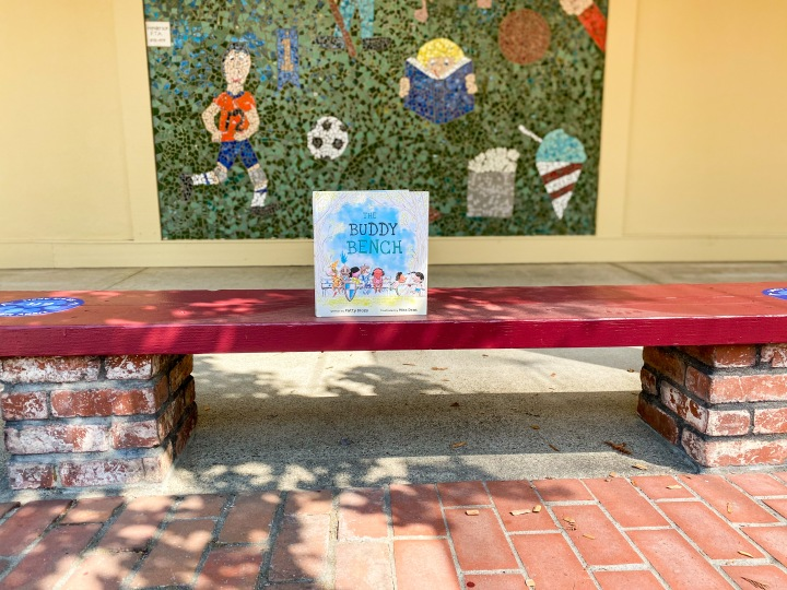 The Buddy Bench by PattyBrozo