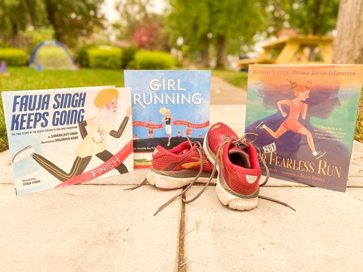 Marvelous Marathon PictureBooks