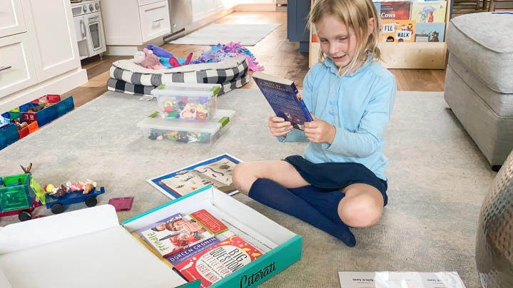 An Honest Review of Literati Kids Book Clubs — Round1