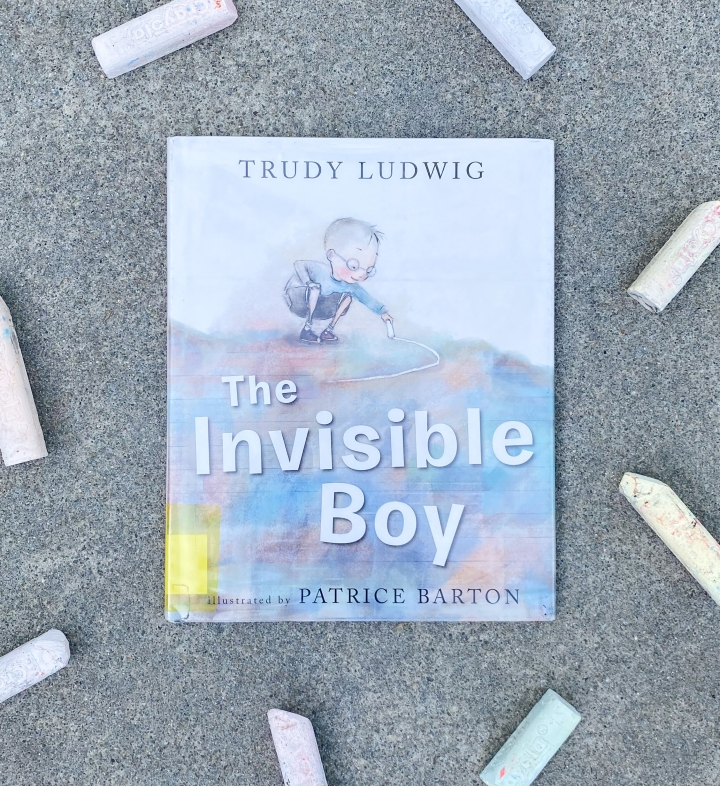 The Invisible Boy by TrudyLudwig